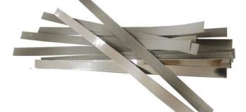 Tira abrasiva de aço 4mm monoface